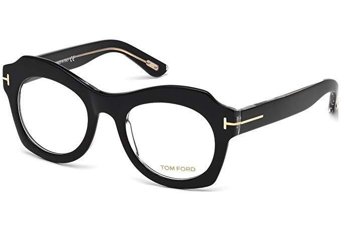 Tom Ford TF5360 Signature Oval Eyeglasses FT5360