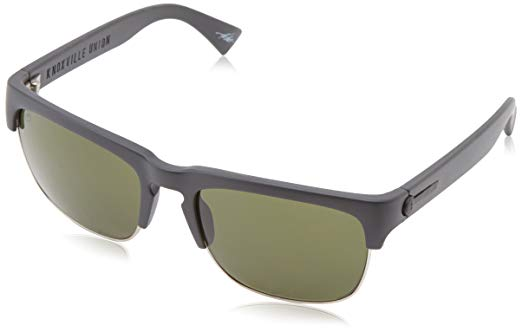 Electric Visual Knoxville Union Matte Black Sunglasses