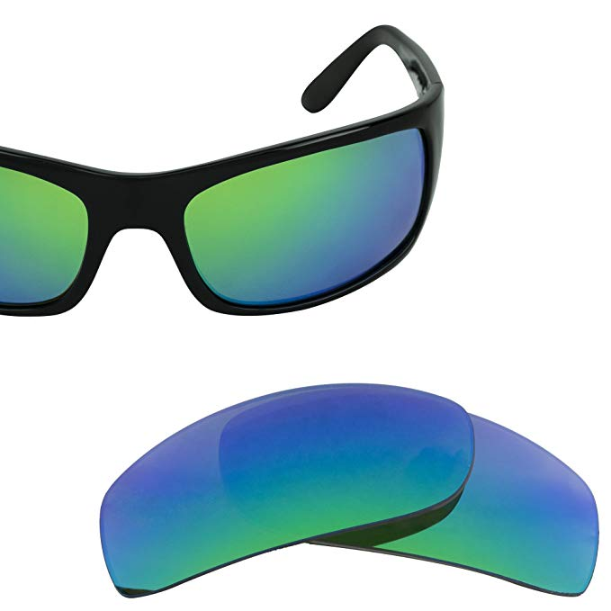 LenzFlip Replacement Lenses for Maui Jim PEAHI - Multiple Color Options