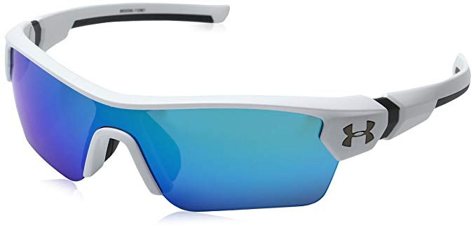 Under Armour Kids' Ua Menace Wrap Sunglasses