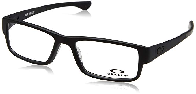 Oakley Men's Eyewear Frames OX8046 57mm Black 0157