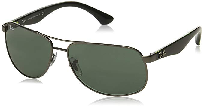 Ray-Ban Men's ORB3502 029/8561 Aviator Sunglasses