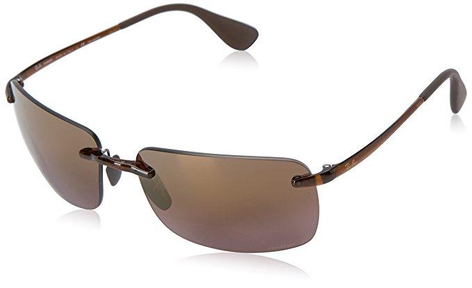 Ray-Ban RB4255 Chromance Lens Navigator Sunglasses