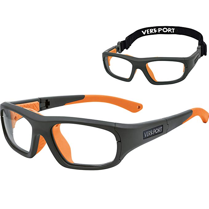 VERSPORT: ZEUS Professional Protective Sports Glasses | Eye Size: 49, 52, 56